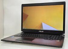 ASUS G750JW   i7-4700HQ (2.40 GHz)   275 GB SSD + 1 TB HDD   20 GB RAM   Win 8.1