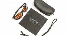 Nash Amber wraps Polarised Sunglasses + Case Carp fishing tackle