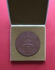 DDR Böttger Medaille im Original Etui LPG OTTO BUCHWITZ HASSLAU  ( M961