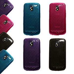 Schutzhülle Silikon Handyhülle Cover Hülle Tasche Case Bumper Backcover Muster