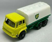 Matchbox Lesney No 25 Bedford BP Petrol Tanker Truck BP - Very Near Mint