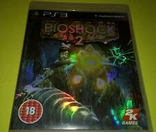 ps3 Sony bioshock 2 #retrogaming complete free UK postage good condition