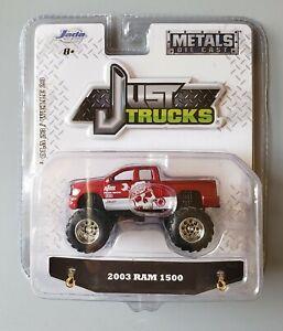 Jada - Just Trucks: 2003 RAM 1500 1:64 Diecast