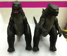 2 Pcs / Set PVC Godzilla Monster Action Figures Toy Furnishing Articles Gift