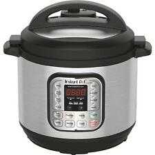 Instant Pot DUO80 8 Qt 7-in-1 Multi- Use Programmable Pressure Cooker Slow cook