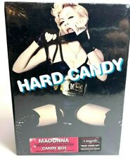 MADONNA Hard Candy CD Limited Collectors Edition CANDY BOX **NEW, SEALED