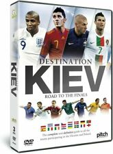 Destination Kiev Road To The Finals 3 DVD SET BRAND NEW SEALED EUROS 2012