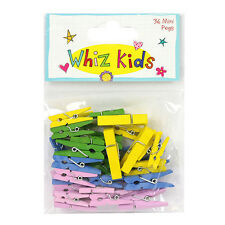 WIZZ KID MINI PEGS GREAT FOR  CARDS AND CRAFTS