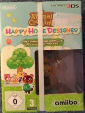 Nintendo Animal Crossing Happy Home Designer 3ds