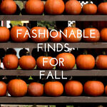 Fashionable Finds