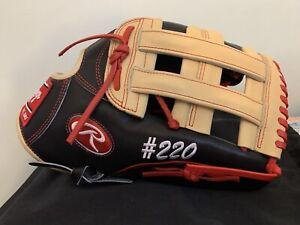 "Rawlings Pro Preferred Customized Baseball Glove 13"" Brand New"