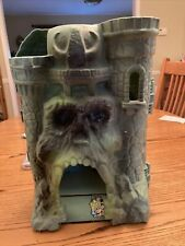 Vintage He-Man Masters of the Universe Castle Grayskull  Incomplete