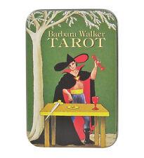 Barbara Walker Tarot Deck/Cards in a Tin - Divination, Spellcraft, Magick