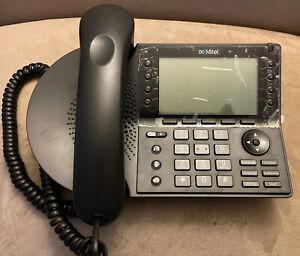 Mitel / ShoreTel IP485G Gigabit 8-line VoIP SystemColor Display Phone Unused