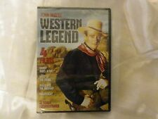 John Wayne:western Legend - DVD Region 1 Brand New Free Shipping