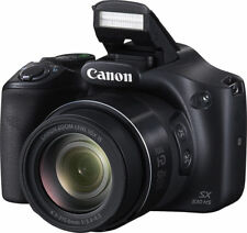 Canon PowerShot SX530 16.0 MPHS Digital Camera - No Battery/Charger & LCD Lines