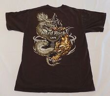 #1958-9 Vintage Hard Rock Café Detroit 2-Sided Graphic T-Shirt M