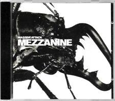 CD ALBUM / MASSIVE ATTACK - MEZZANINE / COMME NEUF