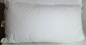 NEW The Company Store Legends Best RDS Soft 18oz Euro Down Pillow King $174