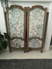 Old Vintage Fire Screens