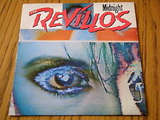 "El Revillos-medianoche 7"" Vinilo PS"