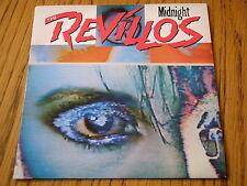 """THE REVILLOS - MIDNIGHT   7"""" VINYL PS"""