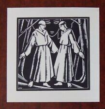 """Ex-libris """" moines """""""