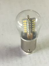 LED 1156 REPLACEMENT LAMP 6000-6500 KELVIN COOL WHITE BA15D BASE