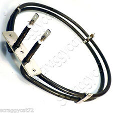 Aeg Electrolux Zanussi Circular Fan Oven Cooker Element 3871425108 2 TURN 2400W
