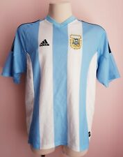 Argentina 2002 - 2003 Home football Adidas shirt