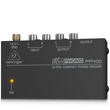 * Migliore Microphono Ultra Compatto Phono Preamp Audio Amplificatori operazionali Suono