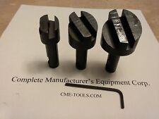 """1/2"""" shank fly-tool cutter 3 pcs/set, fly cutter #FLY12CS-New"""