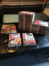 InuYasha Ani-Manga Complete Set: 1-30 Rumiko Takahashi + The Movie Ani-Manga