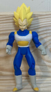 Super Sayan Vegeta Dragon Ball Z 2001 Irwin Action Figure