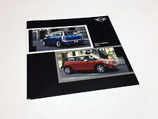 2009 MINI Cooper S Clubman Brochure