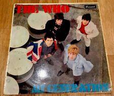 THE WHO LP My generation-Brunswick 1965 UK 1st Press