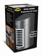 Kool-Down Evaporative Air Cooler Fan - Desk Office Portable Air Conditioner