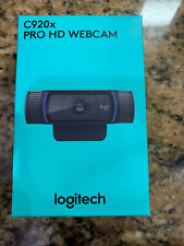 ✅NEW✅ Logitech C920x Pro HD Webcam 1080p Black | IN HAND SHIPS TODAY