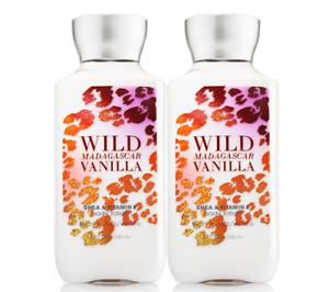 Bath & Body Works Wild Madagascar Vanilla Body Lotion Duo Set