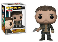 Max with Gun Licensed Mad Max Fury Road Funko POP Vinyl 509 Tom Hardy Figure