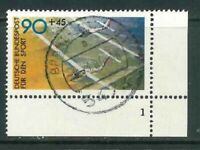BRD Michel-Nr. 1095 Ecke 4 mit Formnummer 1 - gestempelt