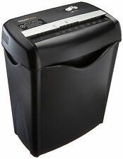 Cross Cut Paper Shredder Destroy Credit Card Heavy Duty Commercial Business Home