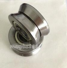1pcs V Groove Track Roller Guide Vgroove Sealed Ball Bearing 154018mm New