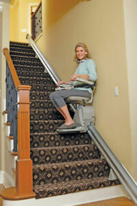 Bruno Elan Straight Battery Stair Lift - SRE 3000 - Local Pick up in Los Angeles