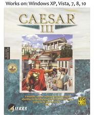 Caesar III 3 PC Game
