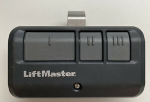 893MAX Liftmaster Universal Garage Door Opener Remote W/ Battery Genuine OEM