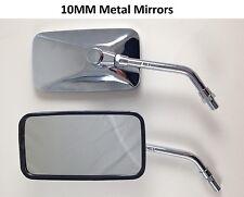 10mm Chrome Mirrors Mirror Set Honda CB1100 GL1000 GL1100 CM450 CM450