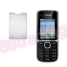 10 X LCD Screen Protector Guard Film per Nokia C2-01 UK