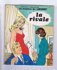 GRATON. Labourdet 2. La Rivale. Lombard EO 1970