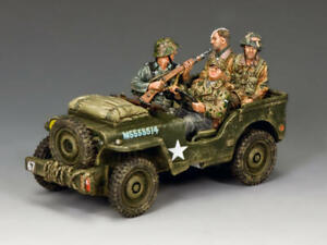 """KING & COUNTRY MG068 WWII """"UNDER NEW OWNERSHIP"""" ...OPERATION MARKET GARDEN  MIB!"""